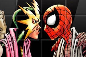 蜘蛛俠拼圖