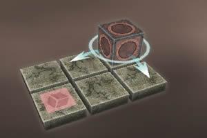 滾動立方體