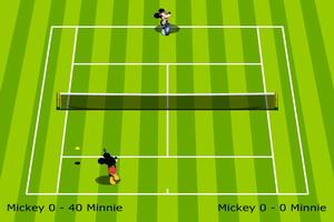 米奇冰爽网球赛