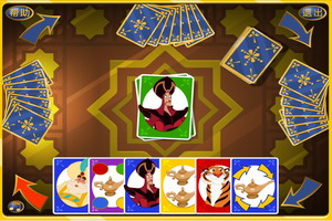 阿拉丁卡片游戏