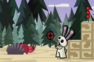 兔子阻击变色龙入侵