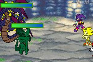 索尼克RPG大戰4上