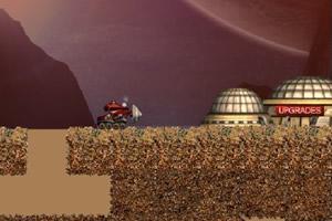 火星挖掘车