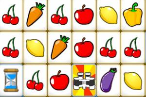 水果蔬菜连连看