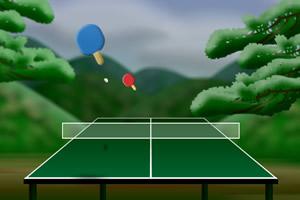 2.5D乒乓球