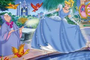 灰姑娘的公主梦