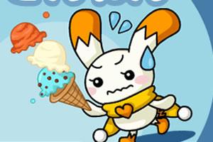 小白兔冰淇淋店