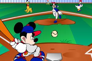 米老鼠打棒球中文版