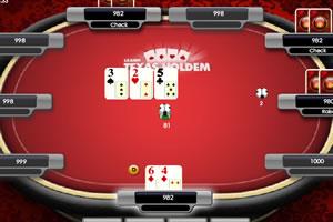 德州豪登扑克