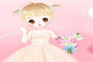 可爱小公主