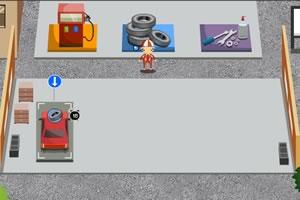 汽车保养厂