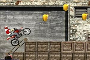 城市摩托障碍赛