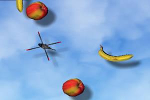 水果直升机
