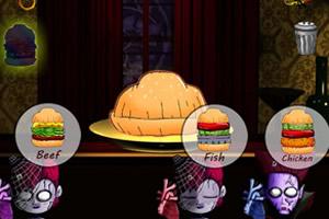 僵屍漢堡快餐店