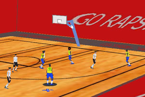 3D篮球赛