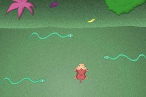 小猴子過河