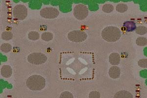 村庄防御战