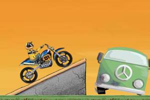 摩托特技越野赛2