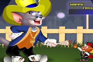 貓和老鼠時尚裝