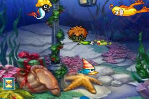 大魚吃小魚僵屍版