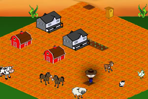 打造夢幻農場