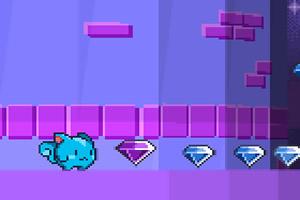 高塔吃钻石