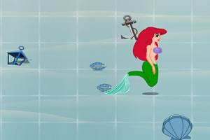 美人魚吃珍珠