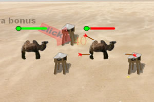 残暴的骆驼