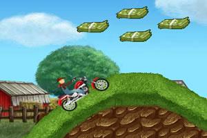 农场摩托骑士