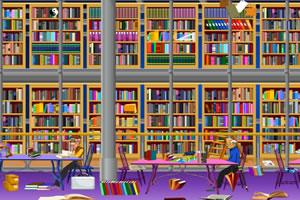雜亂圖書館