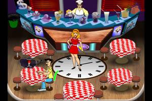 天堂冰激凌餐厅
