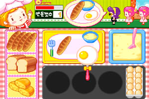 面包早餐店