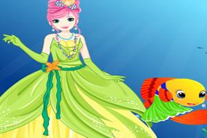 美丽的人鱼公主