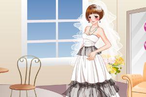 害羞的新娘