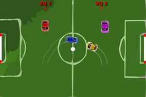 足球汽车赛