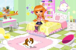 可爱女生的卧室中文版