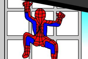 CAO之蜘蛛人