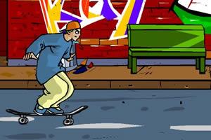 终极滑板王