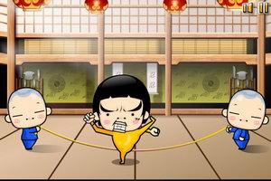 李小龙跳绳