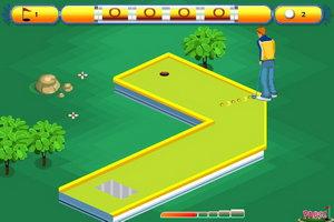 3D迷你高尔夫99洞