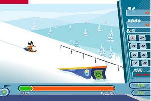 米奇滑雪终极挑战赛