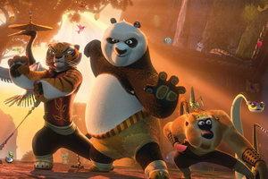 功夫熊貓找隱藏物