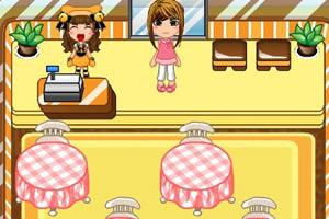 猫女冰淇凌店