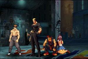 拳皇之猛龙过街1