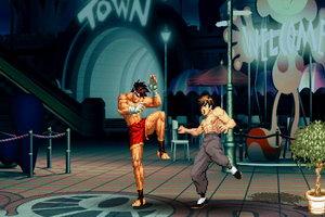 拳皇之猛龙过街2