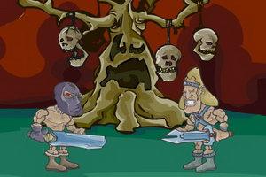 决战骷髅岛