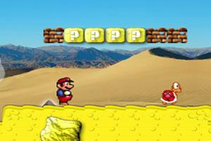 超级玛丽之沙漠冒险无敌版