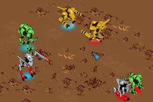 机器人PK大战