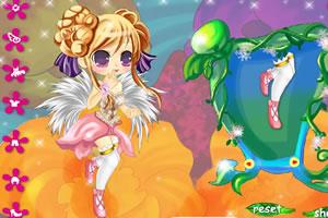 花仙子精灵
