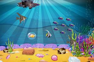 最新海底世界